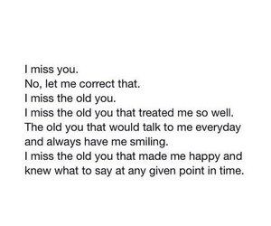 quotes, sad, and miss you image