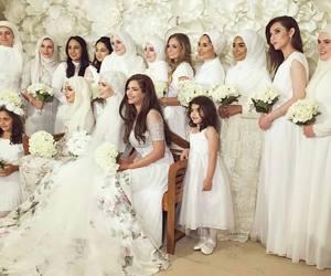 muslim and wedding image