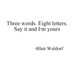 chair, three words, and eight letters image