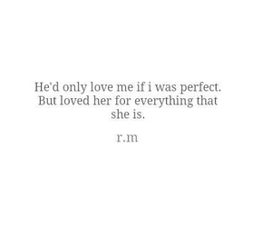 quotes, love, and her image