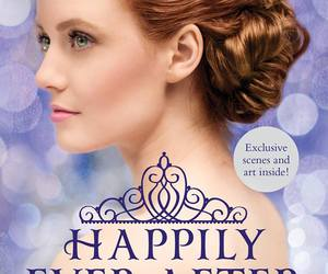 happily ever after, kiera cass, and book image
