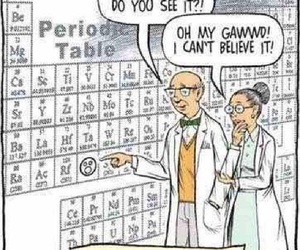 chemistry, element, and funny image