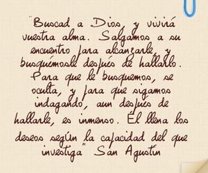 dios and san agustin image