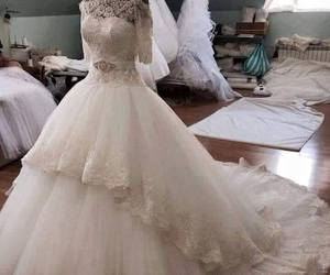 bride, Dream, and girly image