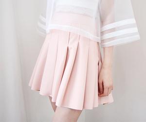 pink, fashion, and pastel image