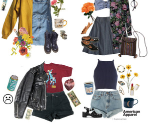 clothing, Polyvore, and outfit image