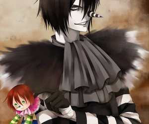 creepypasta and laughing jack image