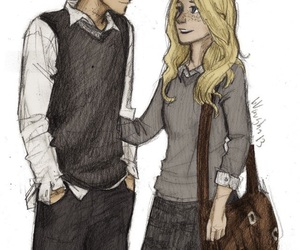 harry potter, teddy lupin, and love image