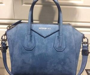 Givenchy, bag, and blue image