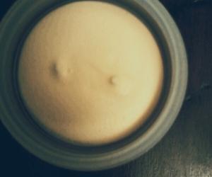 cream, delicious, and it image