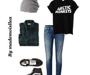 arctic monkeys, cool, and fashion image