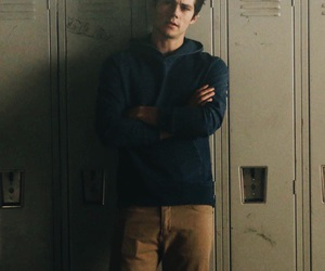 teen wolf, dylan o'brien, and actor image