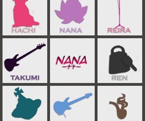 anime, hachi, and nobu image