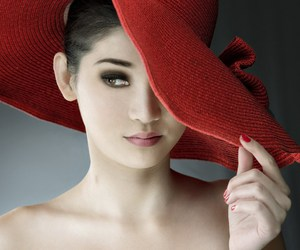 fashion, cute, and red image
