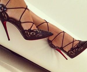 heels and luxury image