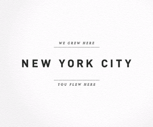 new york, quote, and nyc image