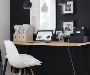 home, black, and design image