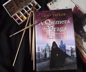 livro, laini taylor, and pintura image