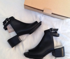 shoes, Zara, and fashion image