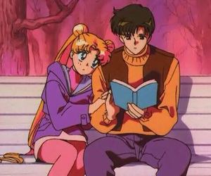 anime, forever, and sailor moon image