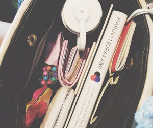 bag, college, and organization image