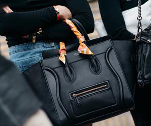 fashion, bag, and inspiration image