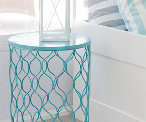 diy and turquoise image