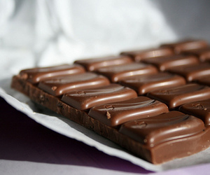 chocolate, food, and yummy image