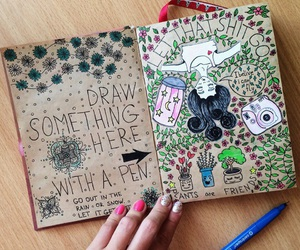 art, designed, and diary image