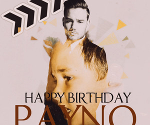 liam payne, happy birthday, and payno image