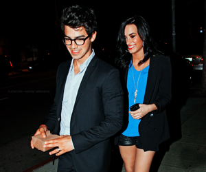 demi lovato, Joe Jonas, and rs image