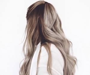 beautiful, fashion, and hair image