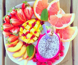 colorful, FRUiTS, and healthy image