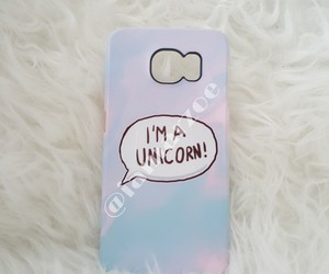 case, unicorn, and phone case image