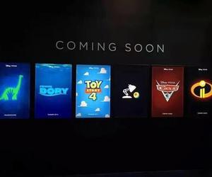 disney, movies, and pixar image