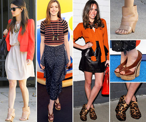 Anne Hathaway, rachel bilson, and shoes image