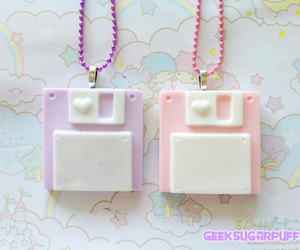 pastel, pink, and cute image