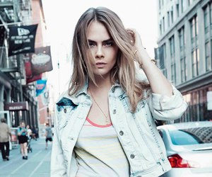 cara delevingne, fashion, and model image