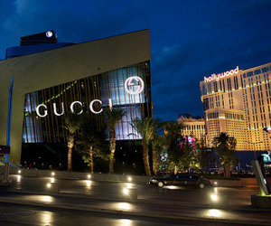 gucci, luxury, and city image