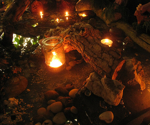 magick, wicca, and nature image