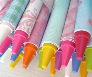 crayon and pastel image