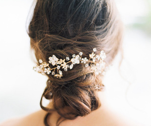 beautiful and hairstyle image