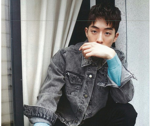 model, nam joo hyuk, and korean image