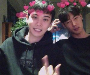 asian boy, korean, and korean boys image