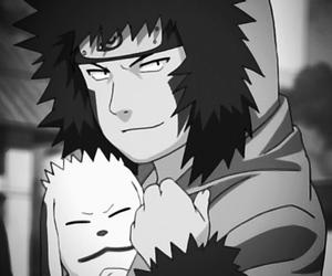 anime, kiba, and naruto image