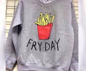 fashion, friday, and food image