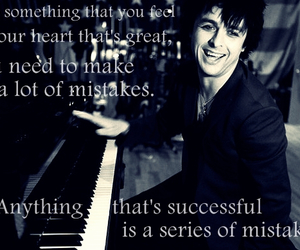 billie joe armstrong and mistakes image