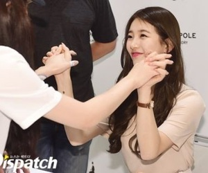 actress, suzy, and girl group image