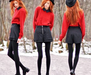 anorexia, crazy, and fashion image
