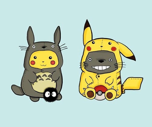 pikachu, cute, and wallpaper image